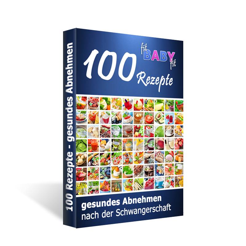 100 kostenlose Rezepte für Mamis